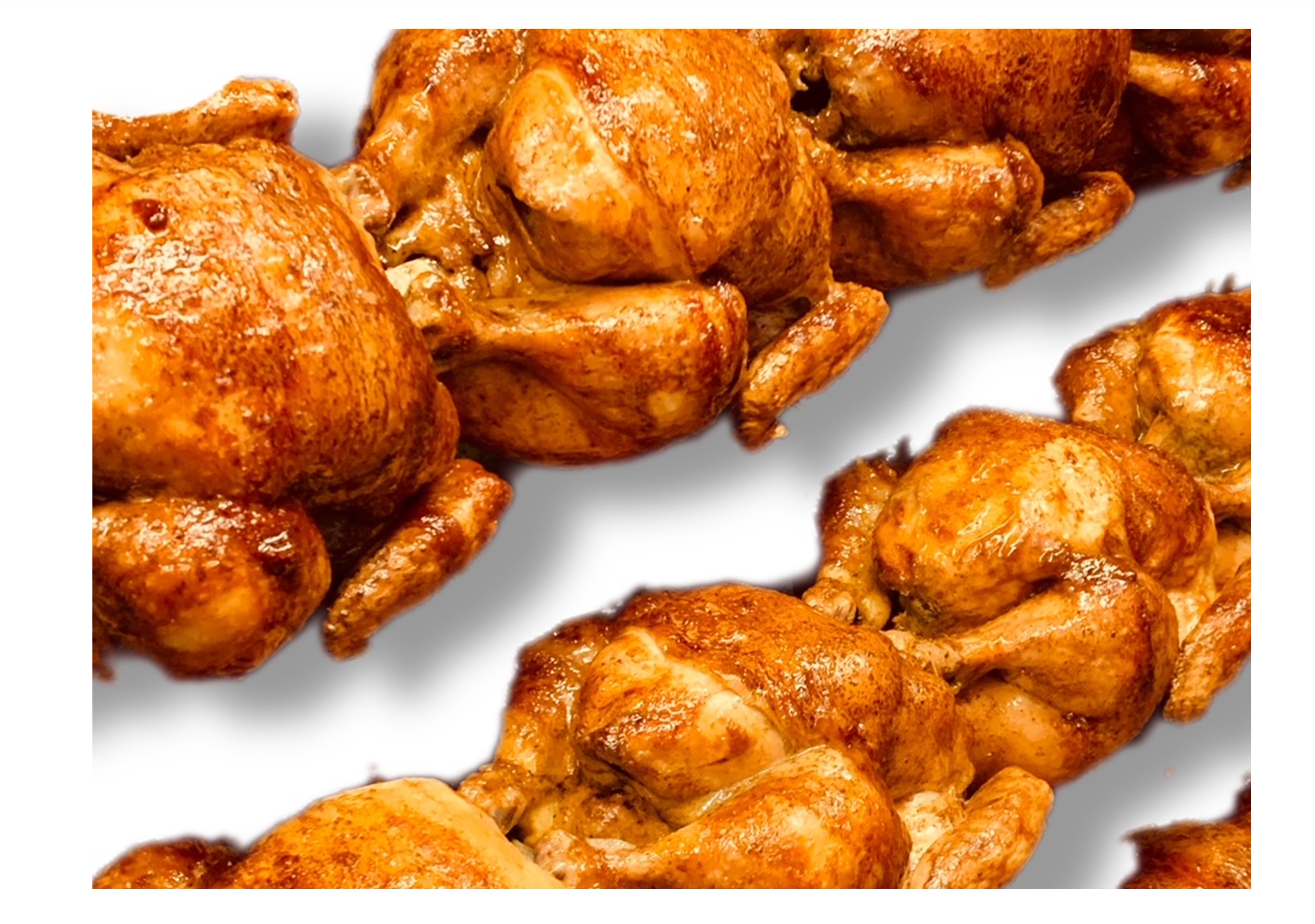 pollo a l'ast